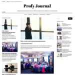 PROFY JOURNAL – информационный интернет-журнал о работе, карьере, бизнесе, финансах и образовании.