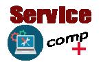 """Ремонт компьютеров Улан-Удэ. """"Service comp+"""""""