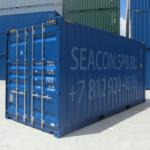 Продажа контейнеров, купить морской контейнер в СПб